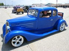 1940 Chevy Coupe...street rod style Maintenance/restoration of old/vintage vehicles: the material for new cogs/casters/gears/pads could be cast polyamide which I (Cast polyamide) can produce. My contact: tatjana.alic14@gmail.com