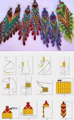 KUFER - artisanat artistique: Koralikowo - modèles