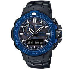 Casio ProTrek PRW6000SYT-1 Blue Watch