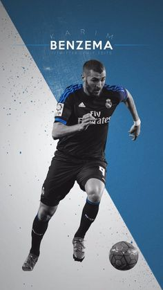 Karim Benzema Real Madrid Football Club, Real Madrid Players, Professional Football, European Football, Uefa Champions League, Cristiano Ronaldo, Football Players, Wallpapers, Sports