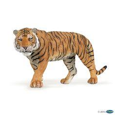 Figurine Tigre - Figurines LA VIE SAUVAGE
