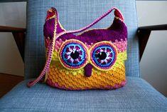 2017 NatCroMo Blog Tour | March 18 | Luz Mendoza | Crochet |Owl Purse 254