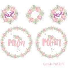 print and cut   Mum2a