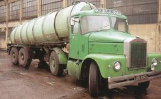 Scammell Big Rig Trucks, Cool Trucks, Old Lorries, Road Train, Mode Of Transport, Commercial Vehicle, Classic Trucks, Heavy Equipment, Old Skool