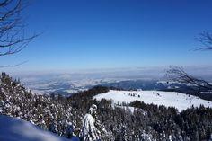 Schneeschuhwandern im Naturpark Gantrisch