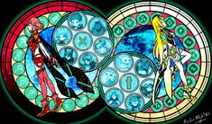 KH X Nintendo:Dive to the Heart EX:Pyra and Mythra by AydanADub1863.deviantart.com on @DeviantArt