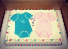 Gender Reveal cake  https://fbcdn-sphotos-f-a.akamaihd.net/hphotos-ak-ash4/q71/s720x720/998771_10151793976843699_2020754180_n.jpg