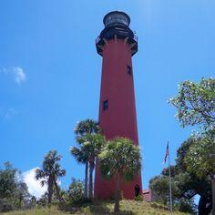 Stuart lighthouse, FL