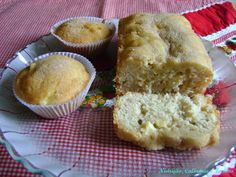 Muffins de Maça