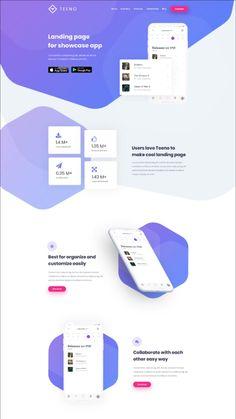Best Website Design, Site Web Design, Design Home App, Custom Website Design, Website Design Layout, Design Blog, Web Layout, Ux Design, Layout Design