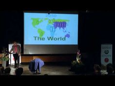 """Hans Rosling at The University of Oslo: """"Fact Based World View"""""""