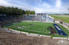 American Football Stadium, USA - Obsidian Urbex Photography - - Fitness and Exercises, Outdoor Sport and Winter Sport Seahawks Stadium, Lecture Theatre, Football Stadiums, Urban Exploration, Winter Sports, American Football, Abandoned Places, Digital Photography, University