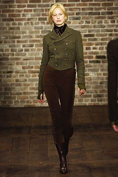 Ralph Lauren Fall 2003 Ready-to-Wear - Collection - Gallery - Style.com