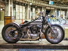 Bobber Inspiration | Ironhead | Bobbers and Custom Motorcycles