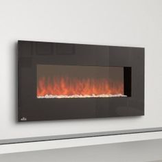 Napoleon Slimline 48-Inch Wall Mount Electric Fireplace - EFL48H Ads best buy : image