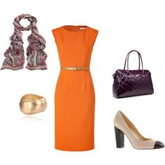 """September Work Chic"" by simplyluxurious on Polyvore"