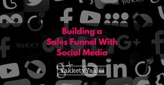 Building a social media presence is an instrumental tool in helping your business grow. In our blog, we've laid out how you can take the classic sales funnel approach and apply it to social media. http://yakketyyakllc.com/building-sales-funnel-social-media/