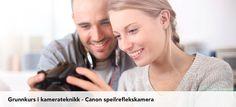 FotoVideo - Grunnkurs i kamerateknikk - Canon speilreflekskamera