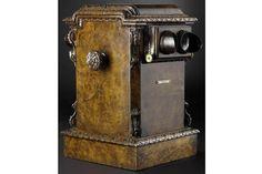 Stereoscopes: cabinets - Stereoscopy - The University of Edinburgh