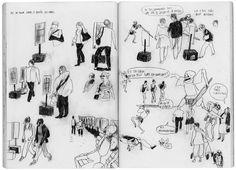 LE JOURNAL DE PERISCOPAGES - benoit guillaume illustration
