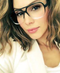 "Aviator""OVERSIZED"" Big Large XXL Vintage Retro Women Men Eyeglasses Glasses #FashionDeals #Aviator"