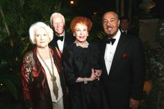 Sally Ann Howes, Douglas Rae, ArleneDahl and Marc Rosen