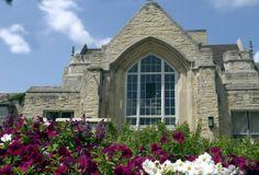 Swen Parson Hall in DeKalb, IL