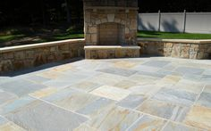 Oakville Stone - beautiful stone for outdoor patio, pool, steps