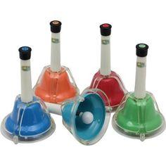 Chollo en Amazon: Set de 5 campanas Percussion-Workshop por solo 21,45€ (un 35% de descuento sobre el precio de venta recomendado y precio mínimo histórico)