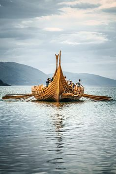 About the Myklebust Ship The Myklebust ship is the largest Viking ship that has ever been found traces of in Norway. Length 30m / 100ft Width 6m Hight of the bow Ca 7m Number of oars 24 par Number of shields 48 Number of nails ca 7000stk Number of wooden nails Ca 700 Weight Ca … The Myklebust Ship Read More »