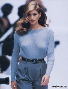 supermodels cindy-crawford-legs-playboy-top-am - Fashion Guys, 80s Fashion, Runway Fashion, Vintage Fashion, Fashion Outfits, Top Model Fashion, Womens Fashion, American Fashion, Female Fashion
