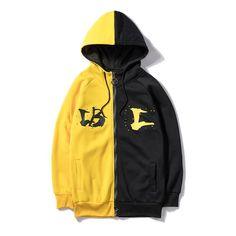 Sweatwater Men Jacket Coat Pants Casual 2 Piece Stripe Sportwear Tracksuit Set