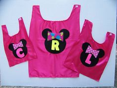 Minnie Mouse by CupcakeCutieKids on Etsy, $15.00