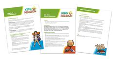 Redesign of Kids On Mission curriculum; developed as a template so IMB's internal teams can update ongoing Curriculum, Goals, Templates, Kids, Resume Cv, Models, Children, Stenciling, Boys