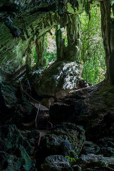 Niah-Höhlen, Sarawak, Borneo / Malaysia