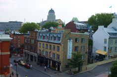 Québec 115 rue Saint-Jean et édifice Pryce | par paspog