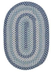 The Colonial Mills Boston Common Capeside Blue Braided Rug - is made right here in the USA using Colonial Mill's high-quality braiding process for exceptional durability and strength. Trend-setting colors blend festively in the Colonial Mills Bo Light Blue Green, Green And Grey, Braided Area Rugs, Boston Common, Oval Rugs, Washable Rugs, Throw Rugs, Blue Area Rugs, Blue Rugs