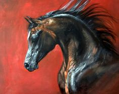 1000+ images about Horse art 4