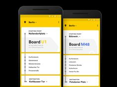 Public Transport for Android