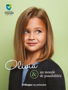 Agence de communication, marketing et web à Québec IMÉDIA firme créative - École VisionCampagne 2016