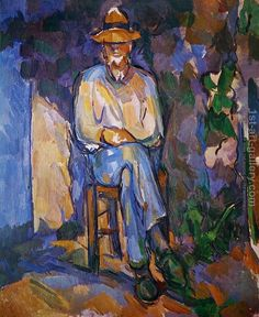 The Old Gardener Paul Cezanne Reproduction | 1st Art Gallery