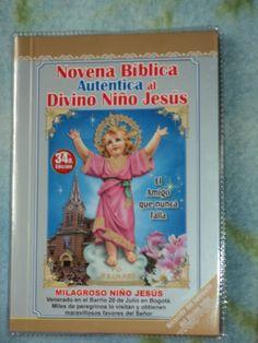Novena Biblica Autentica al Divino Niño Jesús 34a Edicion