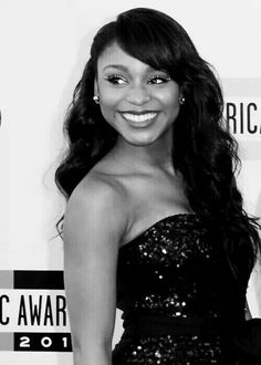 Normani Kordei | Black and White