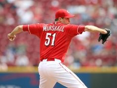 The Reds miss Sean Marshall