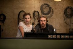 Amber and Crosby / Dax Shepard / Mae Whitman / #Parenthood