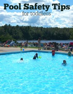 Pool Safety Tips for Toddlers- OurFamilyWorld