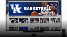 The first of its kind in college athletics. An Apple TV app made for the #BBN and 100 percent free to use.   http://www.ukathletics.com/news/uk-sports-network-launches-free-apple-tv-app-01-20-2017 …