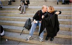 Matt Weber is a New York City street-photographer