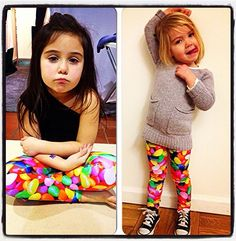 Zara Terez leggings SUPER CUTE! made in NYC and big girl sizes also available #sold