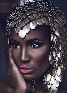 Dark Skin Models | Dark skinned girls ~Visit: http://styleopath.com